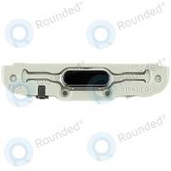 Samsung Galaxy Trend 2 (SM-G313), Galaxy Trend 2 Lite (SM-G318H) Home button black incl. Keypad GH98-33224B