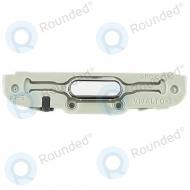 Samsung Galaxy Trend 2 (SM-G313), Galaxy Trend 2 Lite (SM-G318H) Home button white incl. Keypad GH98-33224A