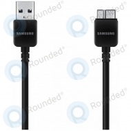 Samsung USB 3.0 Data cable black ET-DQ11Y1BE ET-DQ11Y1BE
