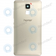Huawei Honor 7 Battery cover gold 02350UKA
