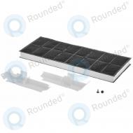 Bosch / Siemens  Active carbon filter LZ34000 43x17cm (352953) incl. 2 holders 00352953