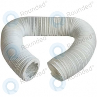 Exhaust air hose Diameter: 100mm, 15 meter