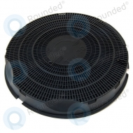 Universal active carbon filter type 30 Diameter: 24cm
