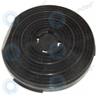 Universal active carbon filter Type 34 Diameter: 26cm