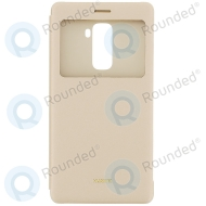 Huawei Mate S S View case champagne gold