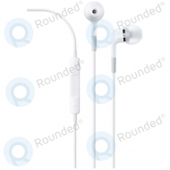 Apple Stereo in-ear headphone with remote and micphone white ME186ZM ME186ZM