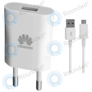 Huawei USB power adapter 1A white incl. Micro USB cable HW-050100E3W HW-050100E3W
