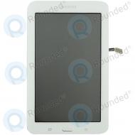 Samsung Galaxy Tab 3 Lite 7.0 VE (SM-T113) Display unit complete whiteGH97-17031A