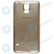 Samsung Galaxy S5 Neo (SM-G903F) Battery cover gold GH98-37898B