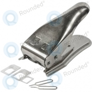 Sim card cutter 3-in-1 incl. adapters