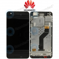 Huawei Nexus 6P Display module frontcover+lcd+digitizer black 02350MXK