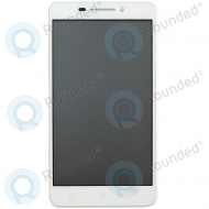 Lenovo A5000 Display module frontcover+lcd+digitizer white