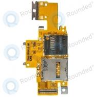 Sony  Xperia Z Tablet Sim reader + MicroSD reader 1266-2014