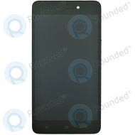Lenovo S60 Display module frontcover+lcd+digitizer black