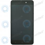 Lenovo S60 Display module frontcover+lcd+digitizer black