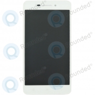Lenovo S60 Display module frontcover+lcd+digitizer white