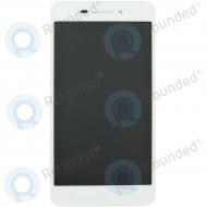 Lenovo S60 Display module frontcover+lcd+digitizer white