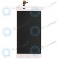 Lenovo S60 Display module LCD + Digitizer white