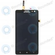 Lenovo S856 Display module LCD + Digitizer black