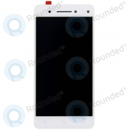 Lenovo Vibe S1 Display module LCD + Digitizer white