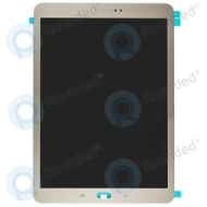 Samsung Galaxy Tab S2 9.7 (SM-T810, SM-T815) Display module LCD + Digitizer gold GH97-17729C GH97-17729C