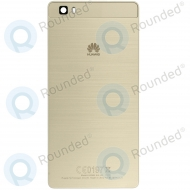 Huawei P8 Lite Battery cover gold 02350HVT  02350HVT
