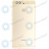 Huawei P9 Back cover gold 02350STJ