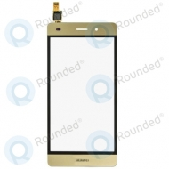 Huawei P8 Lite Digitizer touchpanel gold