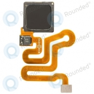 Huawei P9 Home button incl. Fingerprint flex black
