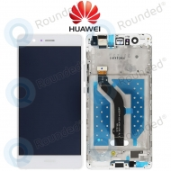 Huawei P9 Lite Display module frontcover+lcd+digitizer white