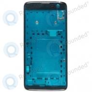 LG K7 (X210) Front cover black MCK69252101