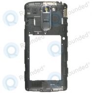 LG K7 (X210) Middle cover black ACQ88938907