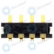 Samsung 3711-009062 Battery connector 4pin 3711-009062