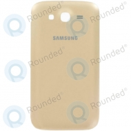 Samsung Galaxy Grand Neo Plus (GT-I9060I) Battery cover gold GH98-35811A