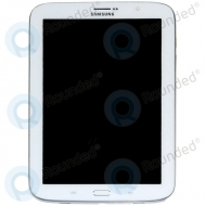 Samsung Galaxy Note 8.0 (GT-N5100) Display unit complete whiteGH97-14635A
