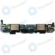 Samsung Galaxy Tab 7.7 (GT-P6800) Charging connector  board + Loudspeakers