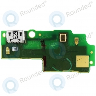 Huawei Ascend G750 (Honor 3X) Charging connector  board incl. Microphone