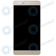 Huawei Honor V8 Display module LCD + Digitizer gold