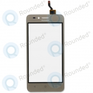 Huawei Y3 II 2016 Digitizer touchpanel gold