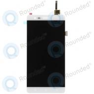 Lenovo K5 Note Display module LCD + Digitizer white