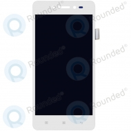 Lenovo S90 Display module LCD + Digitizer white