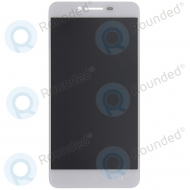 Lenovo Vibe K5 Plus Display module LCD + Digitizer white