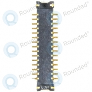 Samsung 3711-008931 Board connector /Display LCD socket 2x15pin 3711-008931