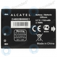 Alcatel CAB22B0000C1 Battery 750mAh CAB22B0000C1