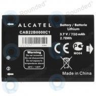 Alcatel CAB22B0000C1 Battery 750mAh CAB22B0000C1