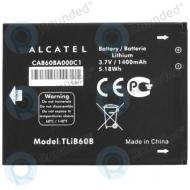 Alcatel CAB60BA000C1 TLiB60B5 Battery 1400mAh CAB60BA000C1