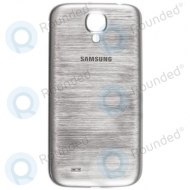 Apple Galaxy S4 Advance (GT-I9506) Battery cover silver GH98-29681L