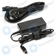 Classic PSE50002 Power supply with cord (12V, 5.00A, 60W, C6, 4pin 10mm) PSE50002