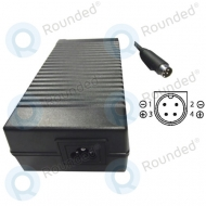 Classic PSE50022 Power supply with cord (12V, 12.5A, 150W, C6, 4 pin 10mm) PSE50022 EU