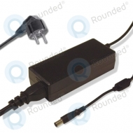 Classic PSE50065 Power supply with cord (19.5V, 3.34A, 65W, C6, 7.4x5.0mm ID-pin) PSE50065 EU